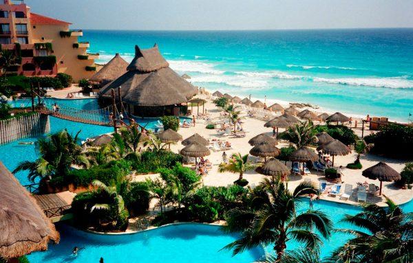 Зимний отпуск в Мексике
