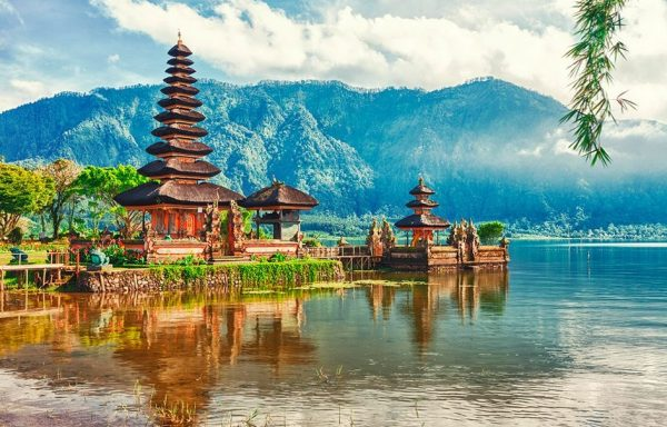 Зимний отпуск в Индонезии