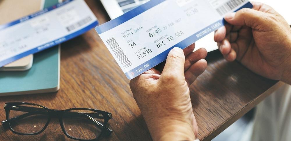 Допущение ошибки при оформлении билета